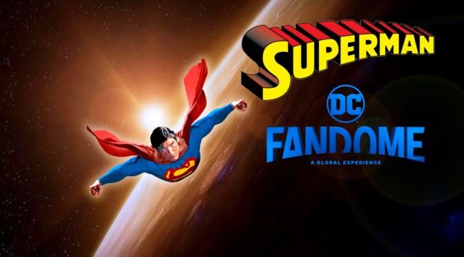 DC FanDome   'The Magic Behind The Cape'