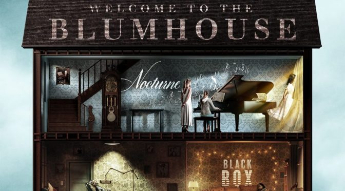 4 Trailers. 4 Delightfully Terrifying New Movies. 'Welcome to the Blumhouse'