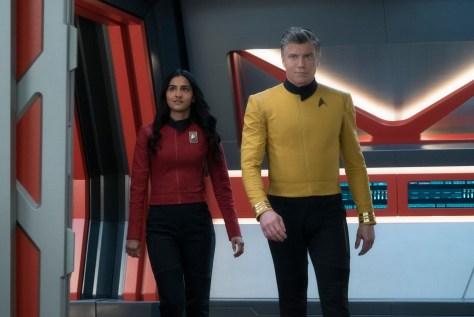 Star Trek: Strange New Worlds 001