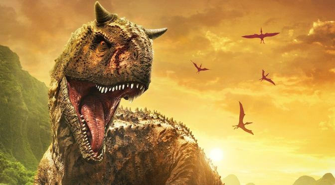 Terror is Unleashed in the Trailer for Jurassic World: Camp Cretaceous