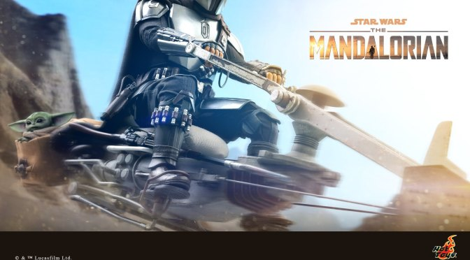 FIRST LOOK | HOT TOYS Teases New Mandalorian Figure!