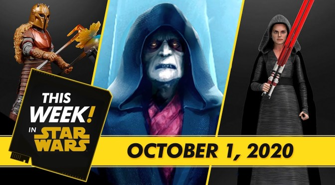 This Week! In Star Wars | New Hasbro Toys, Unlimited Power in Galaxy of Heroes, and More!