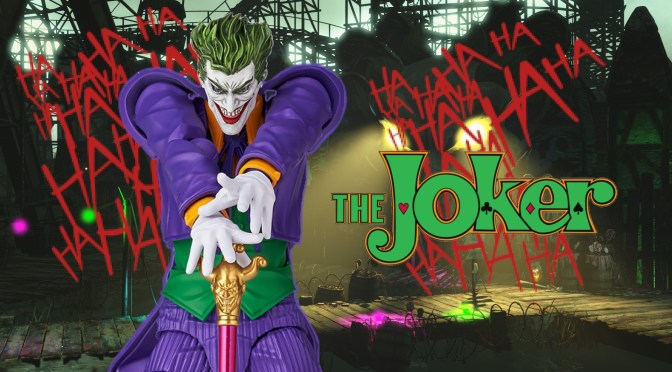 Kaiyodo Unveils New Images Of The Revoltech Joker