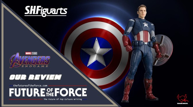 S.H. Figuarts Review | Captain America (Cap vs Cap Edition) (Avengers Endgame)