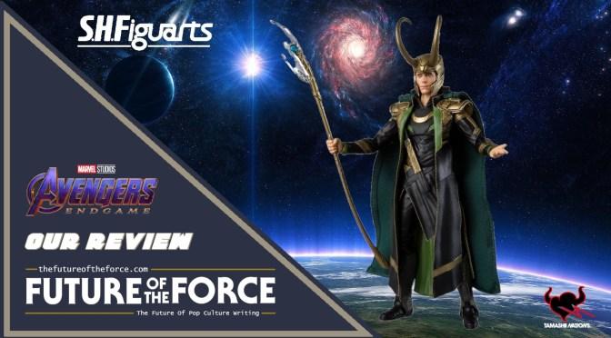 S.H. Figuarts Review | Loki (Avengers / Avengers Endgame)