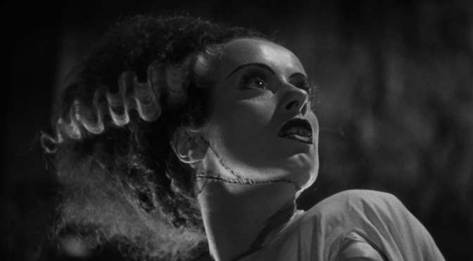 Scarlett Johansson To Become The 'Bride' of Frankenstein