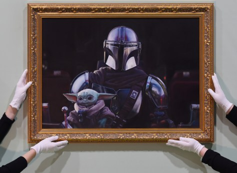 The-Mandalorian-And-The-Child-Portrait