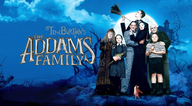 Burton To Direct Addams Family Spin-Off 'Wednesday'