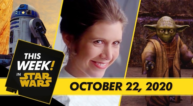 This Week! In Star Wars | The Mandalorian Season Two Hype, Tales from the Galaxy's Edge Action, and More!