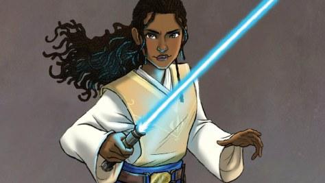 Star Wars: Meet The Padawans Of The High Republic