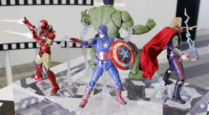FIRST LOOK | S.H. Figuarts New Figures Revealed!