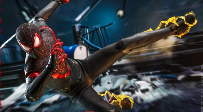 FIRST LOOK | HOT TOYS Reveals A New Miles Morales 'Spider-Man' Figure!