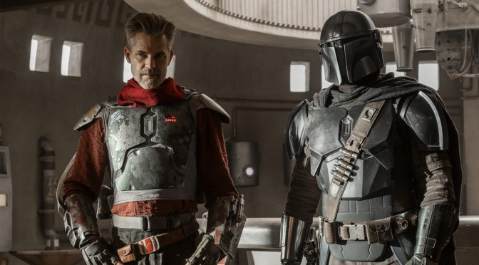 The Mandalorian Continues to Bring Star Wars Together