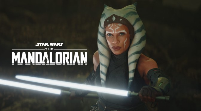 Dave Filoni and Rosario Dawson Discuss Bringing Ahsoka Tano Into The Mandalorian