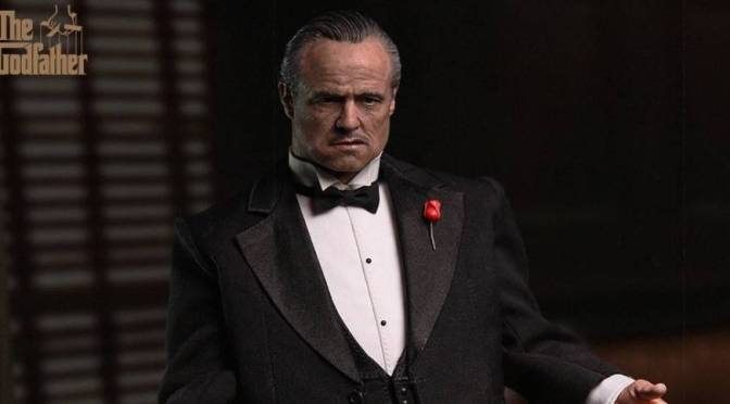 The Godfather | Don Vito Corleone 1/6 Scale Figure by DAMTOYS Revealed