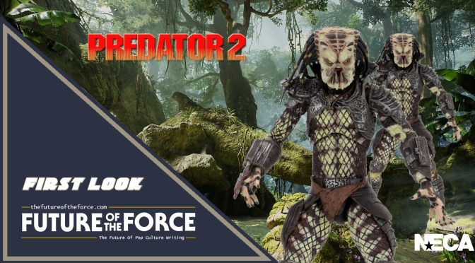 Predator 2 | NECA's Scout Predator Ultimate Figure Available Now!
