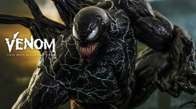 FIRST LOOK | HOT TOYS Reveals Their Venom Figure!