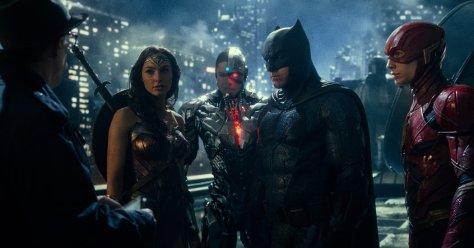 Justice League - 001
