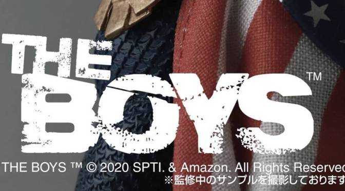 MAFEX To Produce 'The Boys' Action Figures