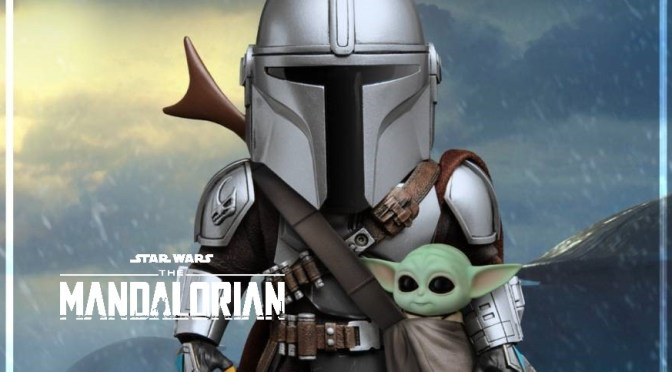 First Look | The Mandalorian and The Child 6″ Figures From Beast Kingdom