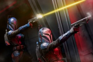 The Mandalorian Chapter 11 'The Heiress' - 010