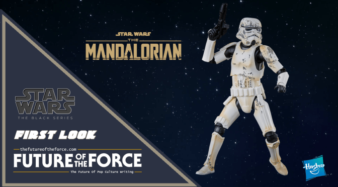 Mando Mondays | The Black Series Remnant Stormtrooper Revealed