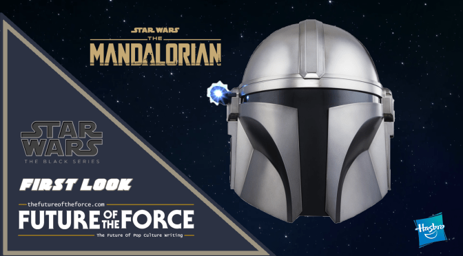 Mando Mondays | The Mandalorian Electronic Helmet Revealed