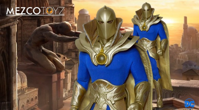 DC Comics | Dr. Fate One:12 Collective by Mezco Toyz Revealed