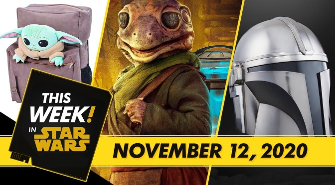 This Week! In Star Wars | The Star Wars Celebration Store is Back, A New Mando Mondays Mystery, and More!