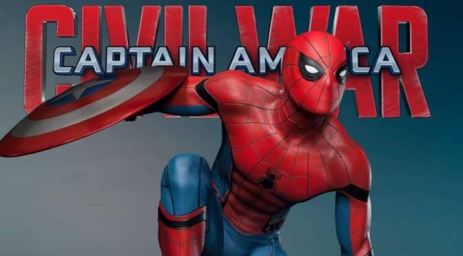 Queen Studios Spider-Man Statue