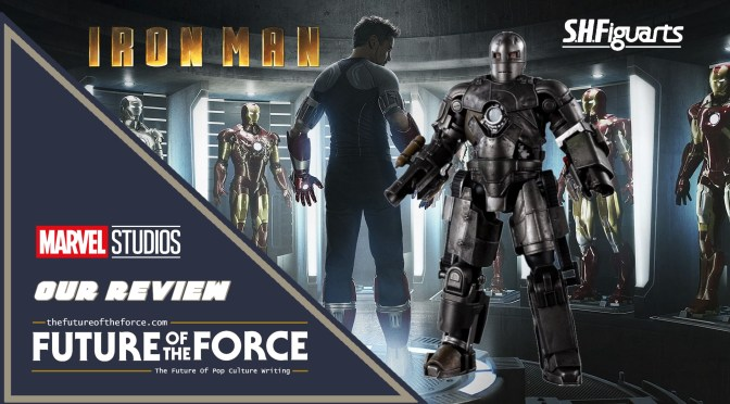 S.H. Figuarts Review | Iron Man MK-1 (Iron Man)
