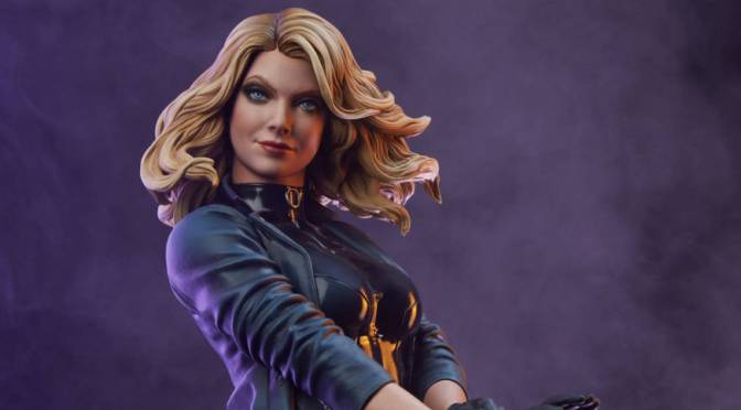 DC Comics | Black Canary Statue by Sideshow