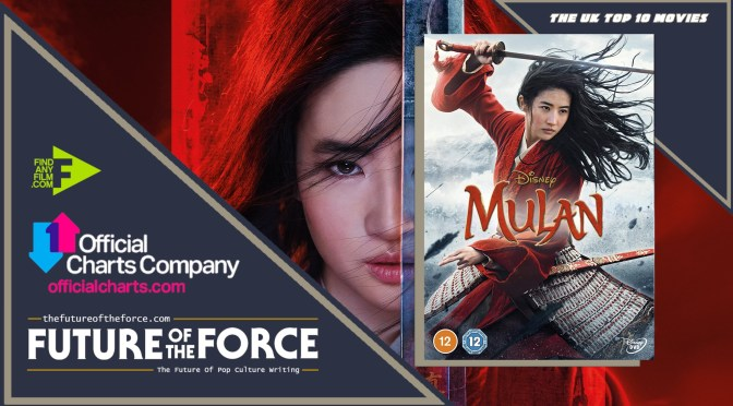 The UK Top 10 - Mulan