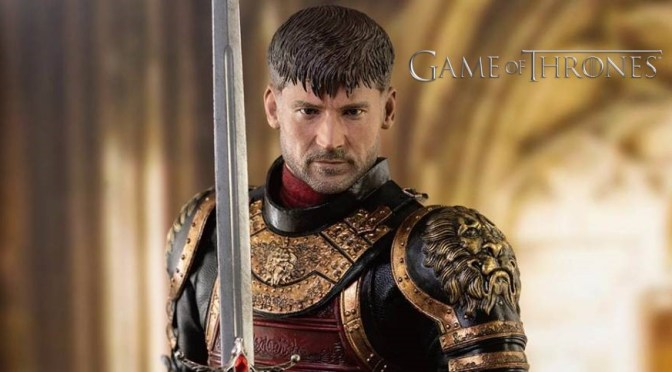 First Look |  Jaime Lannister 'Game Of Thrones' 1/6 Scale Figure Revealed