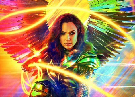 Warner Bros. Reveals New 'Wonder Woman 1984' International Poster