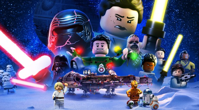 It's Here | The 'Lego Star Wars Holiday Special' Official Trailer Has Arrived