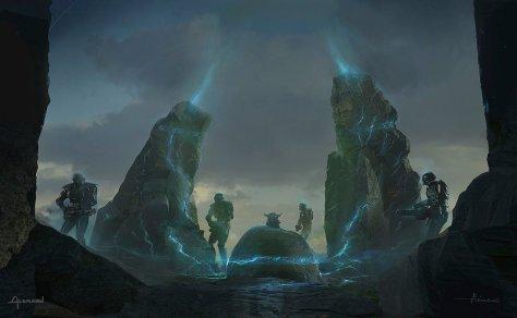 The Mandalorian Chapter 14 Concept Art – 006