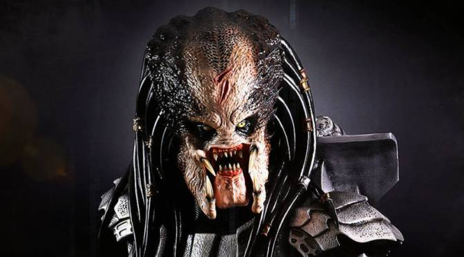 First Look | The 'Alien vs Predator' Scar Bust Has Been Updated by CoolProps