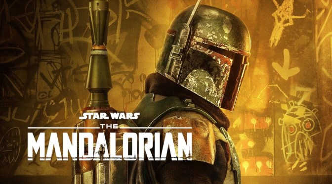 The Mandalorian Boba Fett Poster Featured