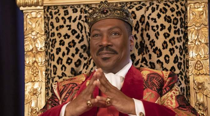 By Royal Decree | The First Trailer For Coming 2 America Arrives