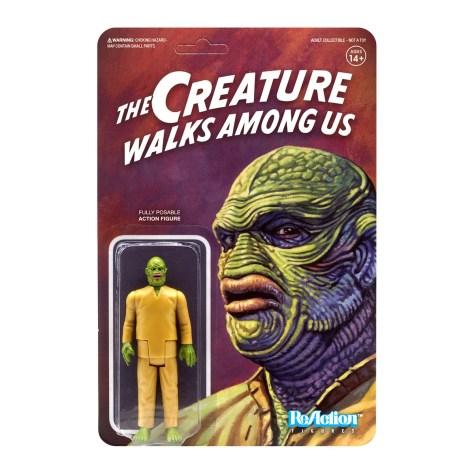 Creature Walks Among Us ReAction Figure 1