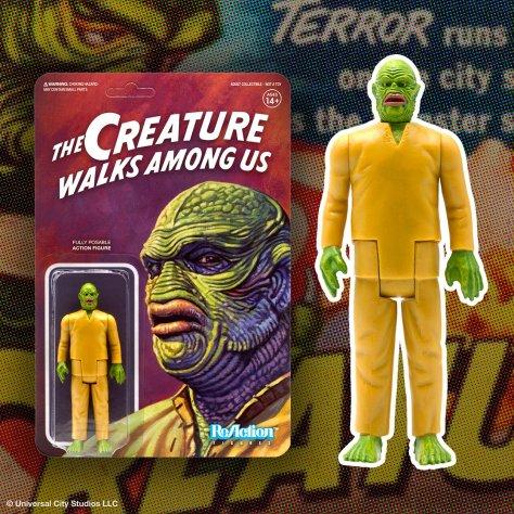 Creature Walks Among Us ReAction Figure 3