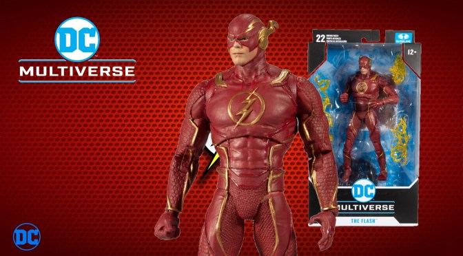 The Flash (Injustice 2) Figure From McFarlane Toys