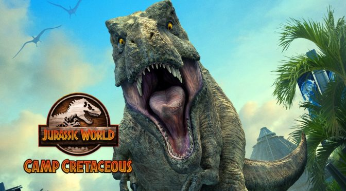 Jurassic World: Camp Cretaceous Reopens on Jan. 22