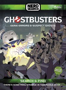 Ghostbusters: Eerie Errors And Suspect Ghosts Cover