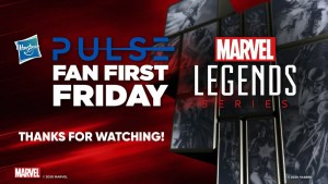 Marvel Legends | Fan First Friday Reveals Include Deadpool and The X-Men