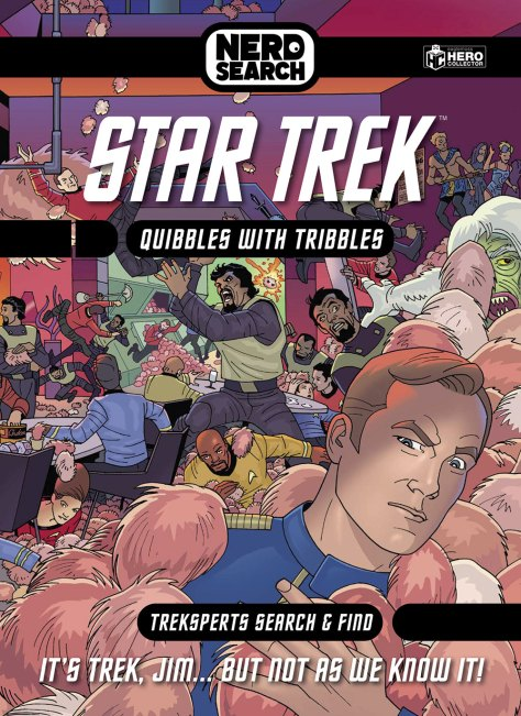 Star Trek: Quibbles With Tribbles