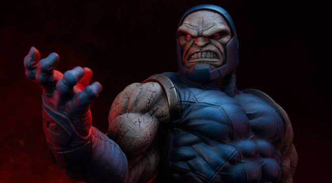 DC Comics | Darkseid Statue by Sideshow Collectibles