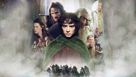 The Lord Of The Rings - 001