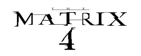 The Matrix 4 Logo